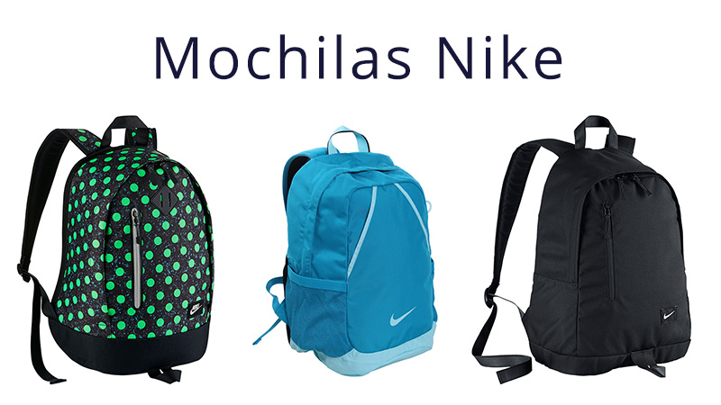 Mochilas Nike