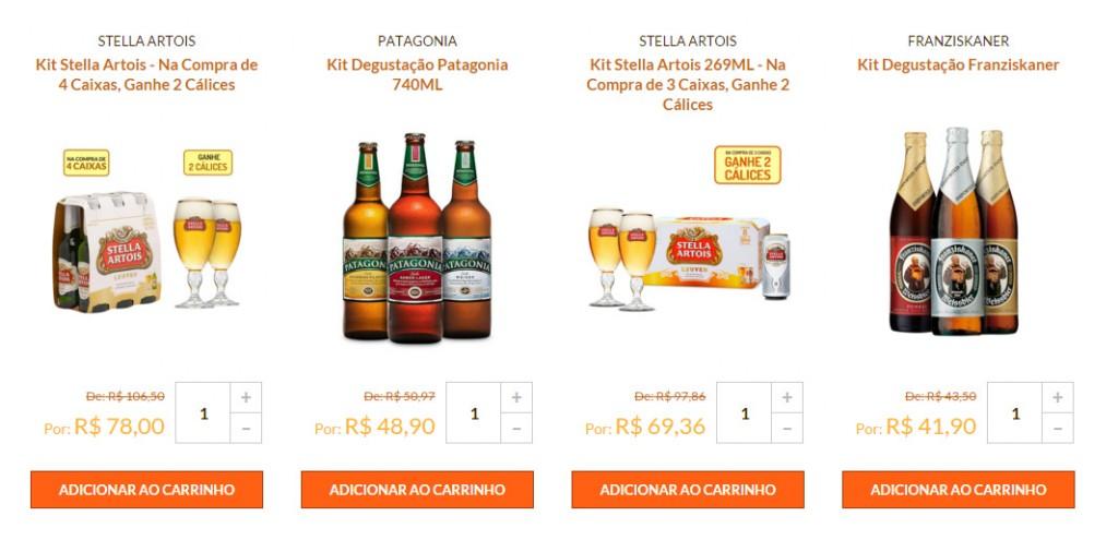 Kits de Cervejas para presentear