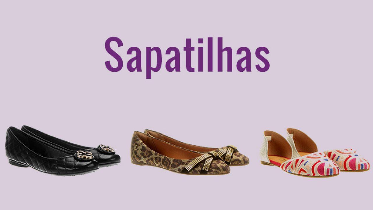 ec6471179 Sapatilhas estão na moda e são muito confortáveis e baratas ⋆ Amo Descontos