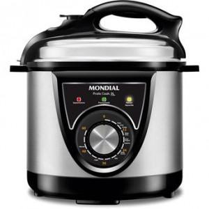la de Pressão Elétrica Mondial PE-26 Pratic Cook