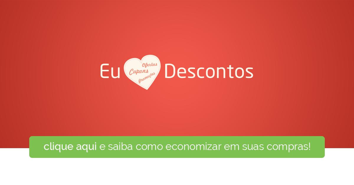 54abc9306 Cupom de Desconto, Promoções e Ofertas - Amo Descontos