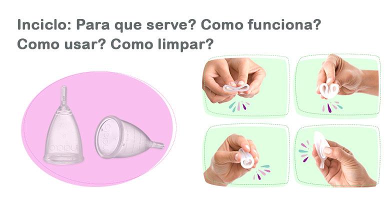 Inciclo: Para que serve? Como funciona? Como usar? Como limpar?