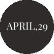 april 29 cupom
