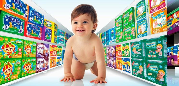 Quantas fraldas um bebê usa por idade? Calculadora de Fraldas